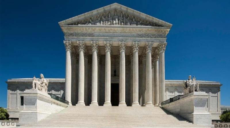 Tòa án tối cao Mỹ.