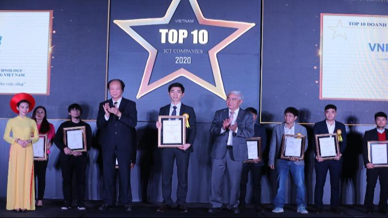 VNPT Technology lọt top 10 doanh nghiệp A-IoT