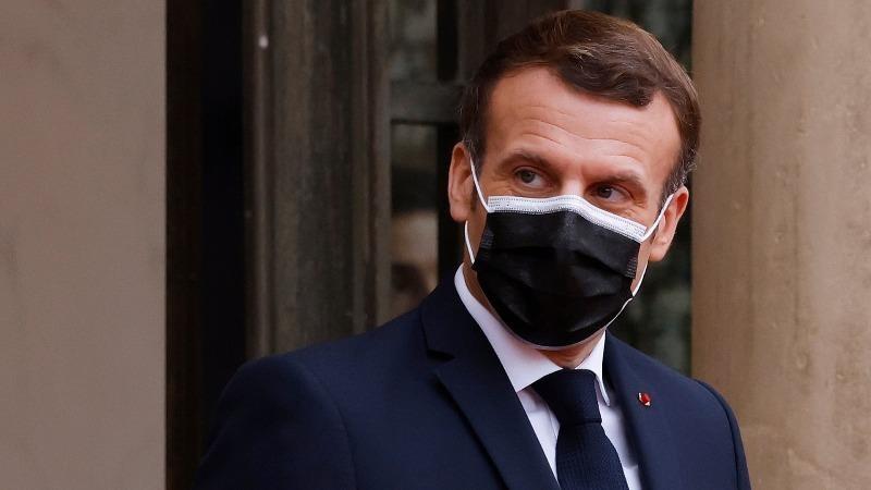 Tổng thống Pháp mắc Covid-19, một loạt lãnh đạo châu Âu phải cách ly