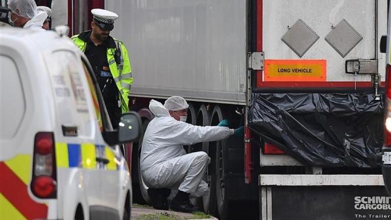 Vụ thi thể người Việt trong xe tải ở Anh: Hai người đàn ông bị kết tội ngộ sát 39 người