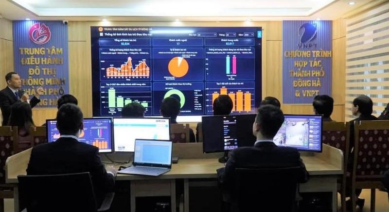 Những dấu ấn trong xây dựng Chính phủ điện tử tại Quảng Trị