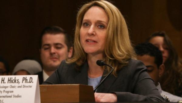 Bà Kathleen Hicks được Tổng thống đắc cử Joe Biden đề cử làm Thứ trưởng Bộ quốc phòng. Ảnh: BLOOMBERG