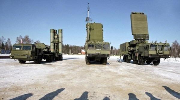 Hệ thống tên lửa S-500. (Nguồn: Sputnik)