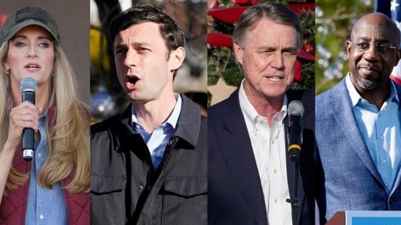 """Tại sao cuộc bầu cử bổ sung ghế Thượng viện Mỹ ở bang Georgia lại """"nóng""""?"""