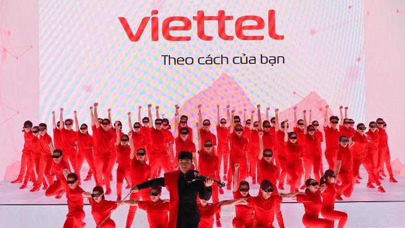 Đây là lần thứ hai Viettel tái định vị thương hiệu.