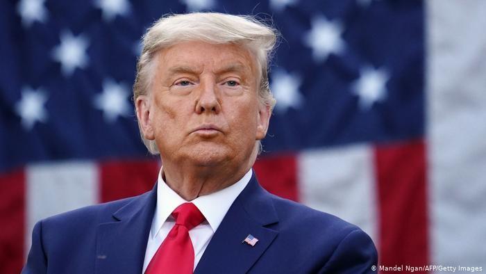 Tổng thống đương nhiệm Mỹ Donald Trump.