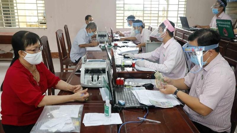 207 doanh nghiệp được vay vốn chính sách để trả lương cho 8.529 người lao động ngừng việc