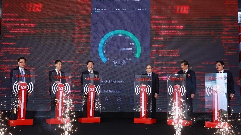 Yên Phong I là khu công nghiệp đầu tiên ở Việt Nam có sóng 5G