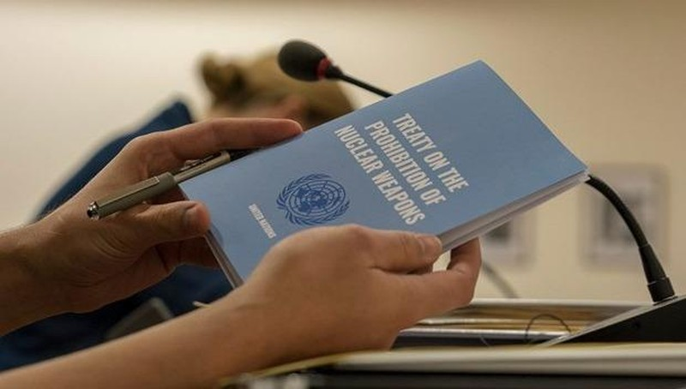 Hiệp ước cấm vũ khí hạt nhân của Liên hợp quốc có hiệu lực từ hôm nay