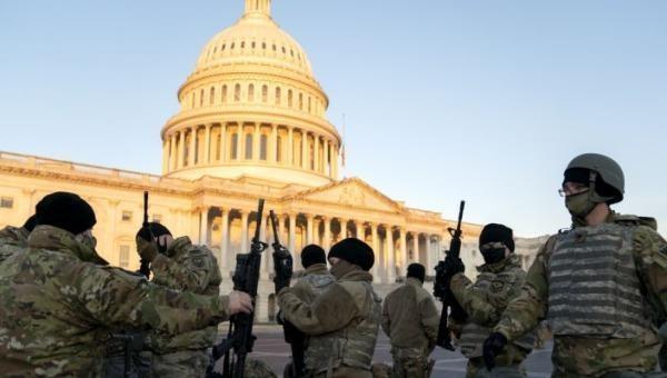 Khoảng 25.000 Vệ binh Quốc gia đã được triển khai để đảm bảo an ninh cho Lễ nhậm chức tổng thống thứ 46 của Mỹ.
