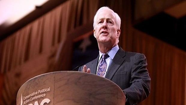 Thượng nghị sỹ John Cornyn của đảng Cộng hòa. (Nguồn: AP)