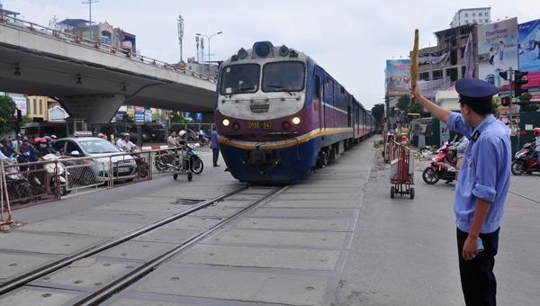 Cục Đường sắt công bố Đường dây nóng 0865367565