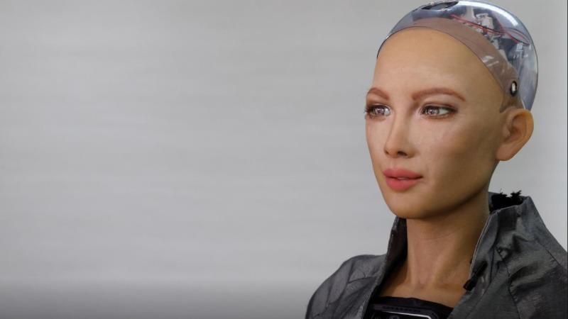 Siêu robot Sophia sẽ được sản xuất hàng loạt