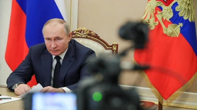 Điện Kremlin: Tổng thống Putin quá bận không có thời gian nghĩ về vị trí của mình trong lịch sử