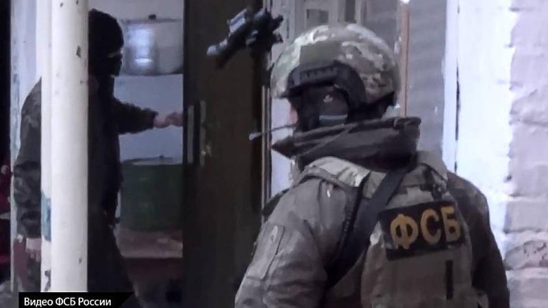 Nga phá một nhóm khủng bố ở vùng Dagestan