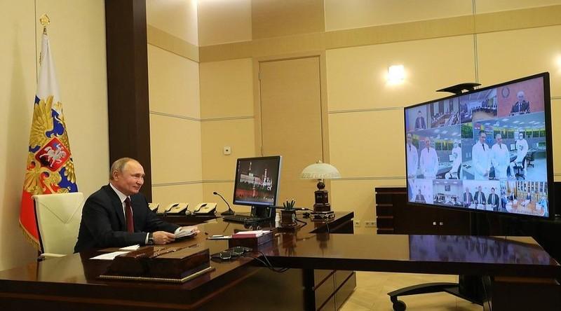 Quan điểm đặc biệt của Tổng thống Nga Putin về người sẽ thống trị thế giới