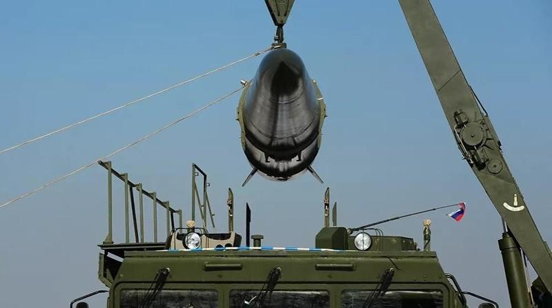 """Tiết lộ nội dung mệnh lệnh phóng vũ khí """"tuyệt đối"""" của Tổng thống Nga - tên lửa Iskander"""