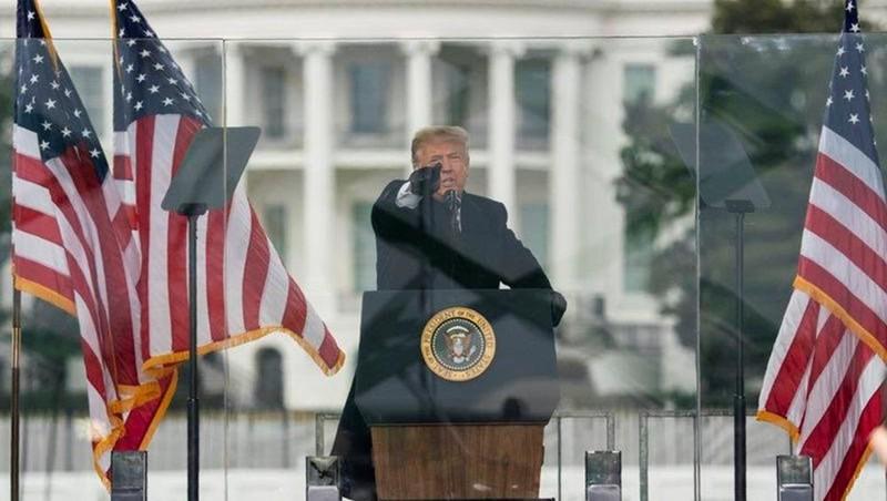 Được tha bổng trong cuộc luận tội, cựu Tổng thống Trump vẫn bị chỉ trích gay gắt