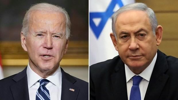 Lần đầu điện đàm, Tân Tổng thống Mỹ nói gì với Thủ tướng Israel?
