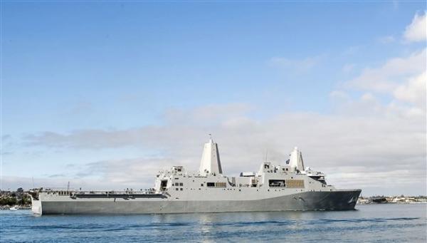 Tàu USS San Diego.