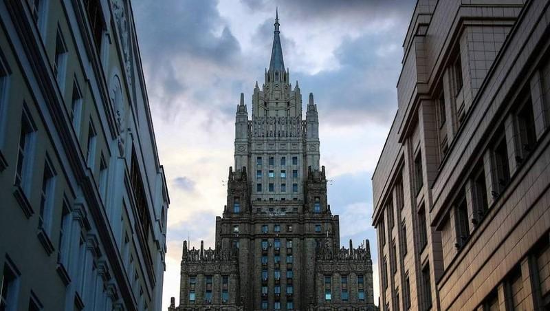 Bộ Ngoại giao Nga. Ảnh: Valeriy Sharifulin/TASS