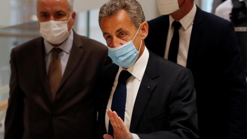 Cựu Thủ tướng Pháp Sarkozy bị kết án 3 năm tù vì tham nhũng