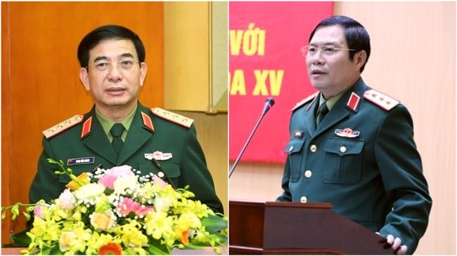 Nhiều tướng Quân đội, Công an được giới thiệu ứng cử đại biểu Quốc hội khóa XV
