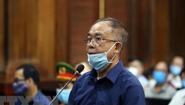 Ngày 15/3, xét xử nguyên Phó Chủ tịch UBND TP Hồ Chí Minh Nguyễn Thành Tài