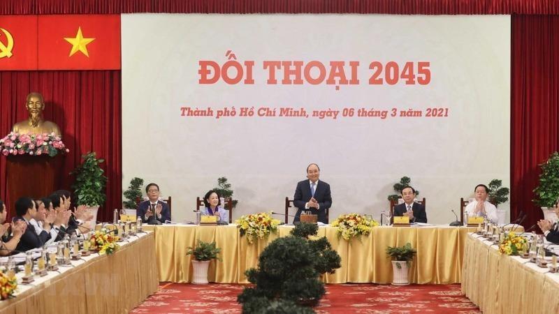 Đến 2045, sẽ xuất hiện các tập đoàn khổng lồ mang tên Việt Nam