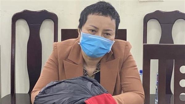 Nguyên Giám đốc Sở Y tế tỉnh Sơn La Nguyễn Thị Kim An.