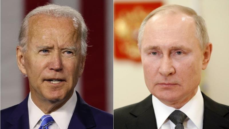 """Bất ngờ cách Tổng thống Nga Putin đáp trả lời Tổng thống Mỹ Biden nói ông là """"kẻ giết người"""""""