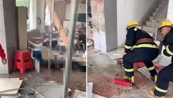 Nổ tại thành phố Quảng Châu (Trung Quốc), ít nhất 5 người thiệt mạng