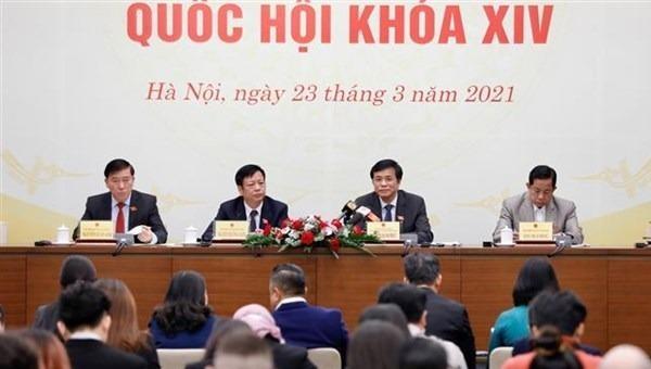 Kỳ họp 11 dành 7 ngày xem xét, kiện toàn 25 chức danh lãnh đạo