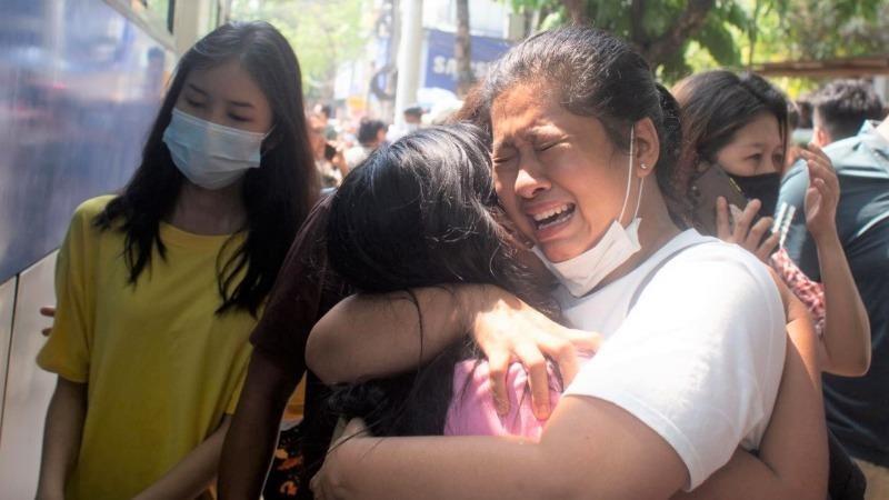 Myanmar trả tự do cho hàng trăm người biểu tình, hoãn xét xử bà Aung San Suu Kyi
