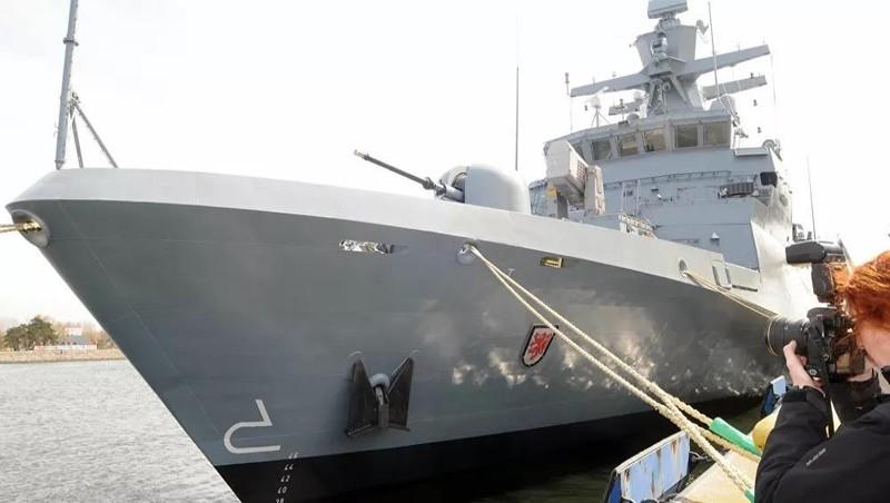 Tiết lộ về thiết bị Nga trên tàu ngầm Đức