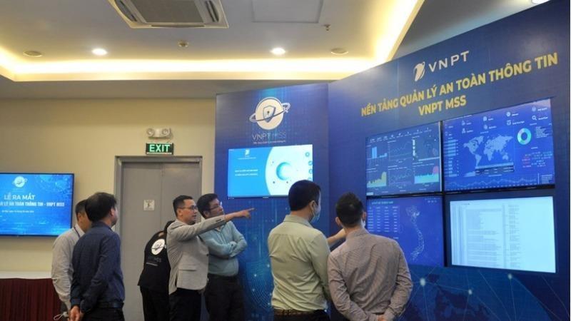 Yên tâm chuyển đổi số với nền tảng giám sát an toàn thông tin VNPT MSS