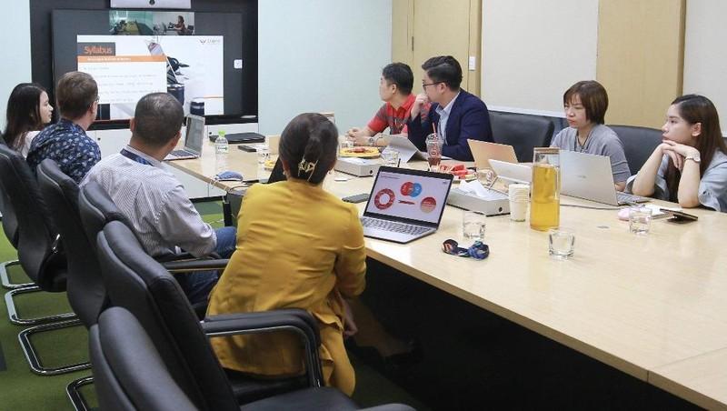 Doanh nghiệp phần mềm nâng cấp tiếng Anh cho nhân viên để không bỏ lỡ cơ hội kinh doanh