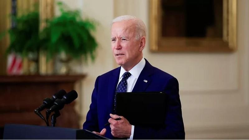 Ông Biden nhầm họ của ông Putin khi phát biểu về Nga