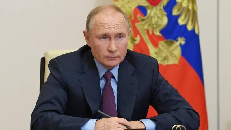 Tổng thống Nga Putin thu nhập bao nhiêu?