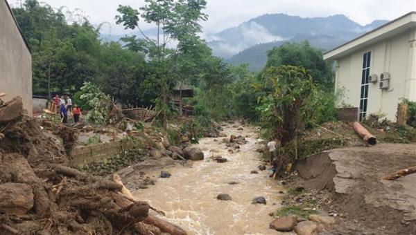 Thủ tướng Chính phủ gửi công điện chỉ đạo ứng phó mưa lũ