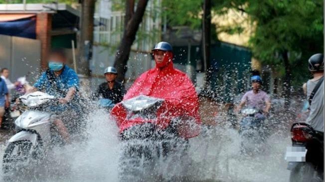 Bắc Bộ mưa lớn, đề phòng lũ quét và sạt lở đất ở các tỉnh miền núi