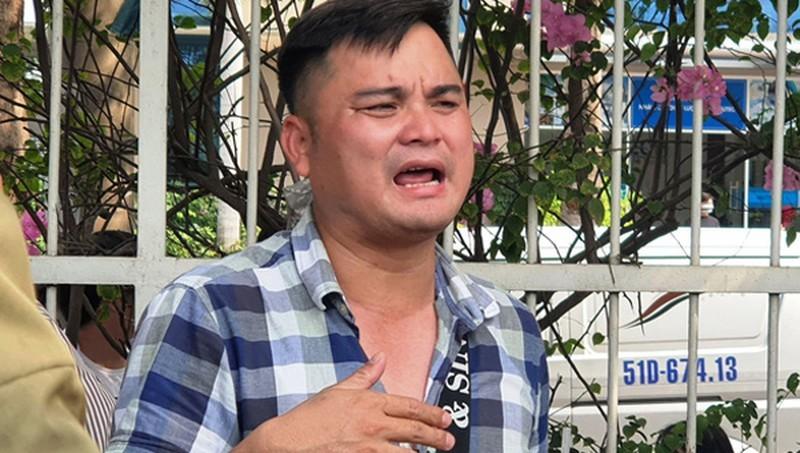 Đối tượng Lê Chí Thành.