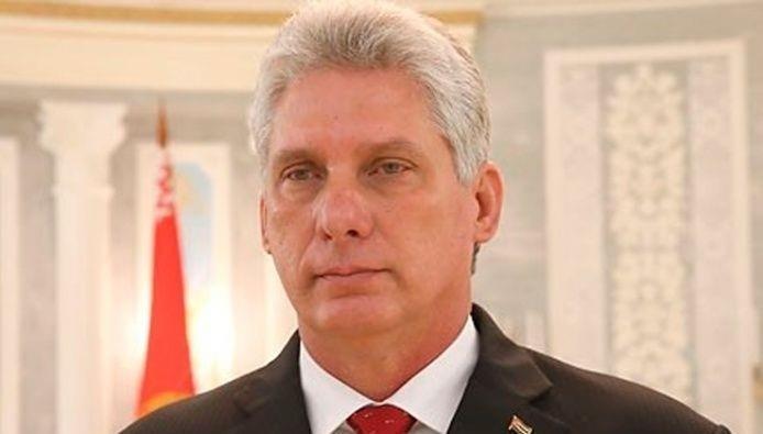 Ông Miguel Díaz-Canel Bermúdez trở thành Bí thư Thứ nhất Đảng Cộng sản Cuba