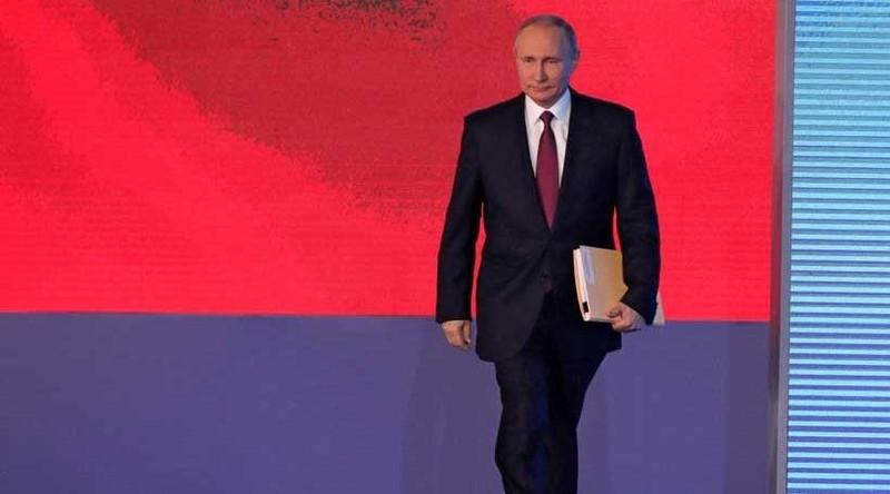 Ngày mai, Tổng thống Nga Putin sẽ có bài phát biểu quan trọng