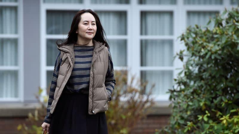"""Tòa án Canada chấp thuận hoãn phiên tranh tụng của """"công chúa Huawei"""""""