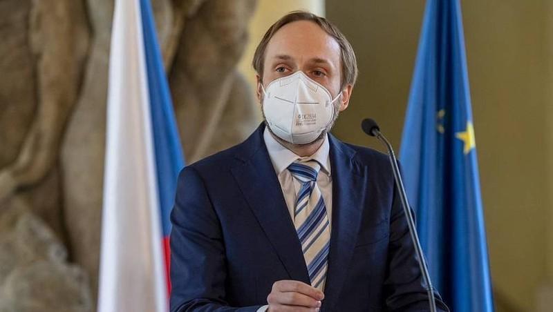 Tân Bộ trưởng Ngoại giao Séc Jakub Kulhanek.