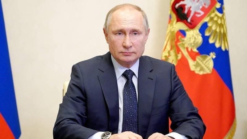 Tổng thống Nga Putin ký lệnh ứng phó với các hành động không thân thiện