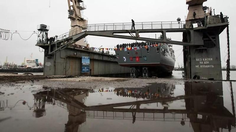 Lộ diện những chiến hạm Nga đầu tiên mang vũ khí siêu thanh