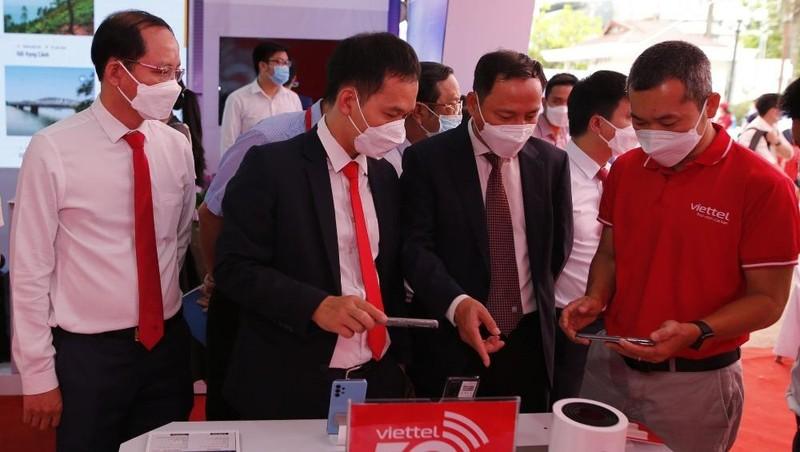 Viettel khai trương mạng 5G tại Thừa Thiên Huế