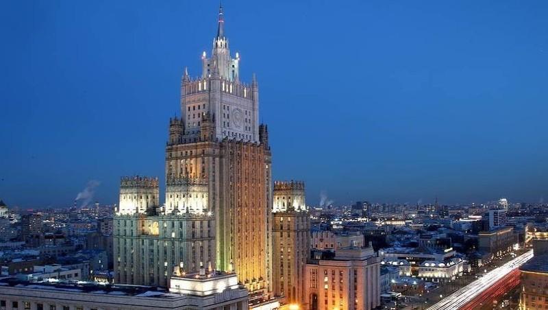 """Nước nào có tên trong danh sách """"quốc gia không thân thiện"""" của Nga?"""